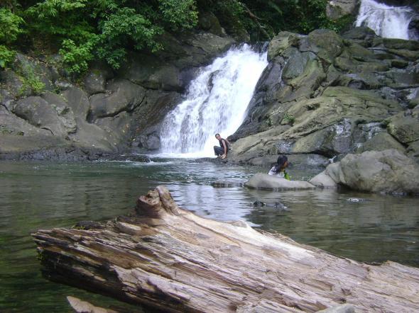 Ton-ok Falls, isa sa ipinagmamalaki ng mga Samareño