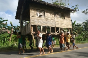 the spirit of bayanihan